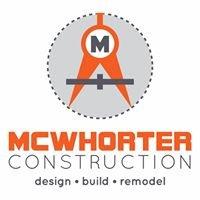 McWhorter Construction
