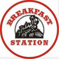 Breakfast Station #5