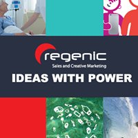 Regenic Ltd - Sales and Creative Marketing, Brand Development and Digital