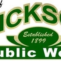 City of Dickson Public Works Department