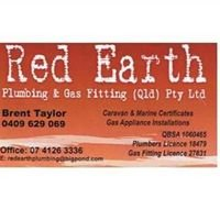 Red Earth Plumbing & Gasfitting  QLD PTY LTD