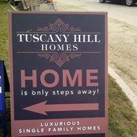 Tuscany Hill Homes