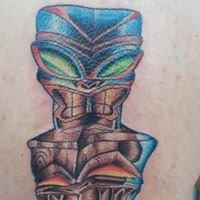 Sunburst Tattoo II