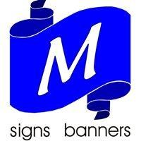 Mooring Signs