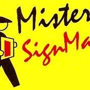 Mister Sign Man