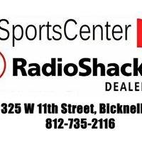 Sports Center Radio Shack