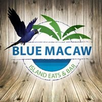 Blue Macaw Island Eats & Bar