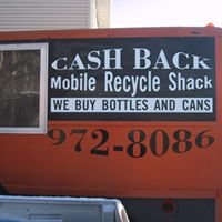 Cash back mobile recycle shack