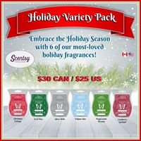 Keri Fast - Independent Scentsy Consultant