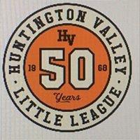 Huntington Valley Little League