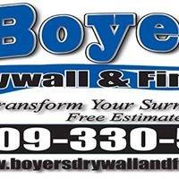 Boyer's Drywall & Finishing