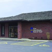 First Mid-Illinois Bank & Trust Maryville