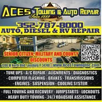 Ace's Towing & Recovery