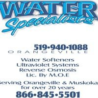 Water Specialists