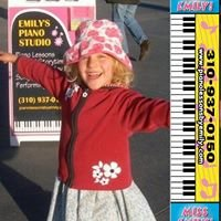 Miss Emily's Piano Studio