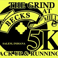 The Grind Run/Walk Road Race At Beck's Mill