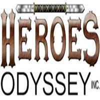 Heroes Odyssey: Larp Brisbane Queensland