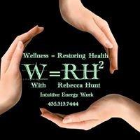 Wellness = Restoring Health with Rebecca Hunt / W = RH²