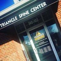 Triangle Spine Center- Garner