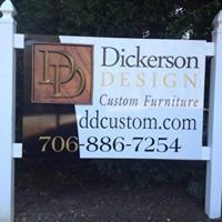 Dickerson Design Custom Furniture