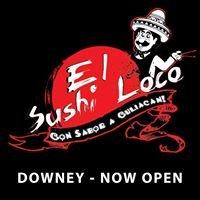 El Sushi Loco Mariscos y Sushi - Downey