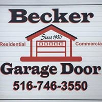 Becker Garage Door Company