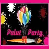It's Paint Party LLC - Black Light Paint Party