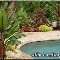 Allin Landscaping in Atlanta, GA