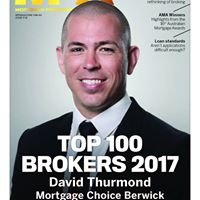 David Thurmond - Mortgage Choice Berwick