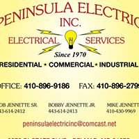 Peninsula Electric Inc.