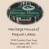 Heritage House of Pequot Lakes