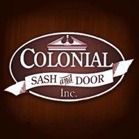 Colonial Sash and Door
