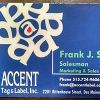Accent Tag & Label