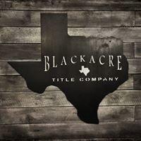 Blackacre Title Company