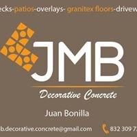JMB Decorative Concrete