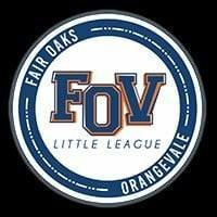 Fair Oaks/Orangevale Little League