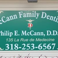 Mccann Family Dentistry