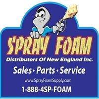 Spray Foam Distributors of New England Inc.