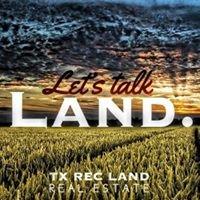 TX Rec Land Real Estate: Agricultural & Recreational Properties