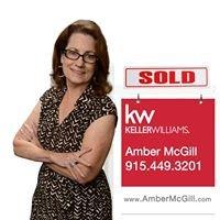 Amber McGill, Realtor