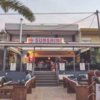 Sunshine CAFE BEACH BAR