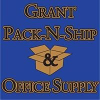 Grant Pack-N-Ship & Office Supply