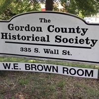 Gordon County Historical Society Inc