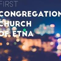 First Congregational Church of Etna