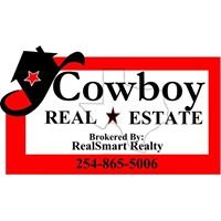 Cowboy Real Estate, Brokered by RealSmart Realty.