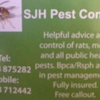 SJH Pest Control