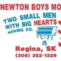 Two Small Men With Big Hearts Moving Co. of Regina