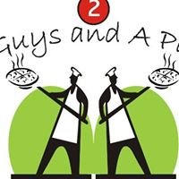2 Guys and A Pie