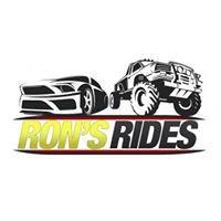 Ron's Rides