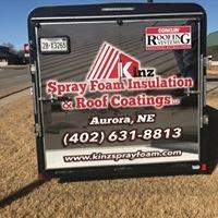 Kinz Spray Foam Insulation LLC